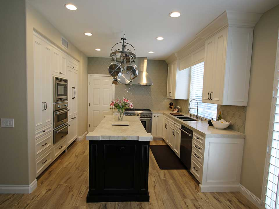 Transitional Kitchen And Bath Redesign In Ladera Ranch