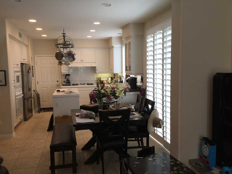 Ladera Ranch kitchen before remodel