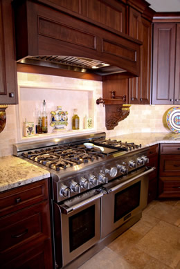 Cleaning up - Kitchen Planning & Remodeling Pointers in Orange County