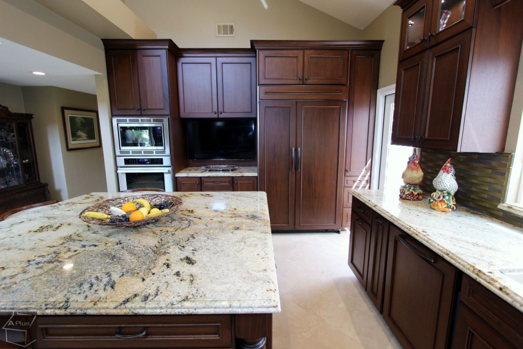 Traditional Design Build Kitchen Remodel with Thermador Appliances