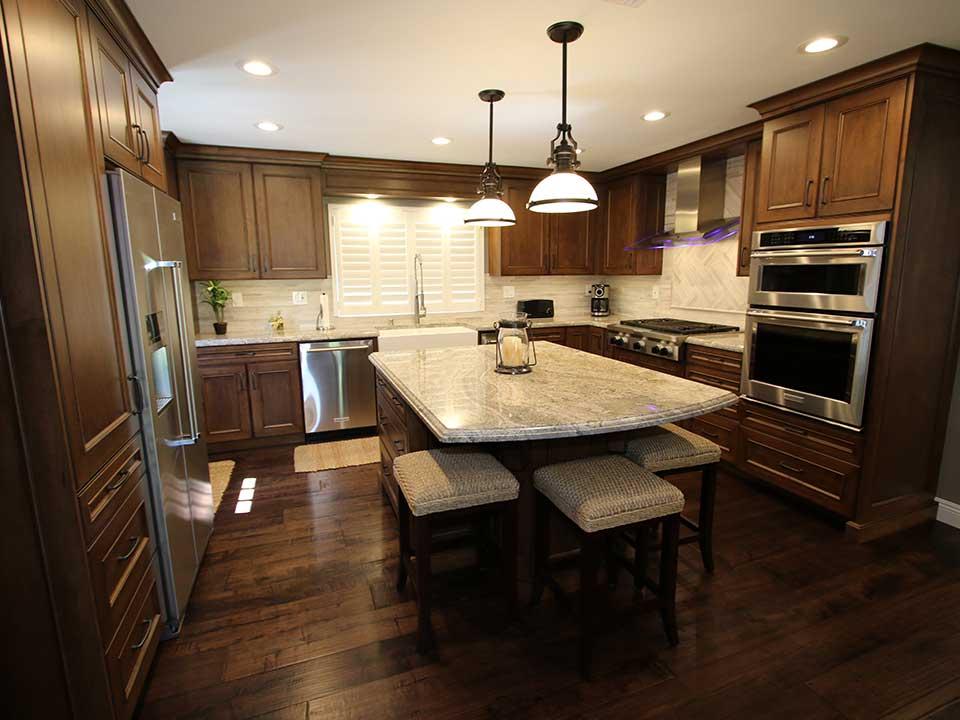 Kitchen Bath Redesign West Covina Orange County