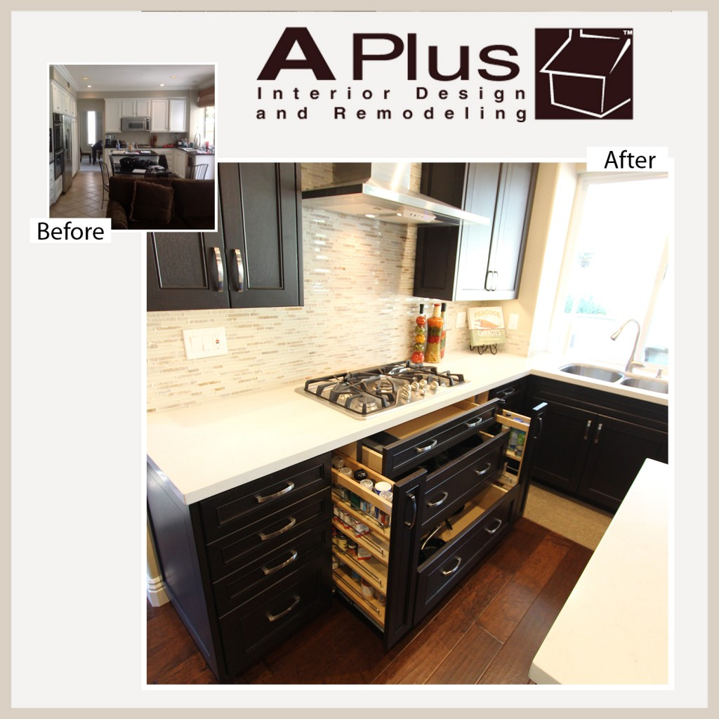 Foothill Ranch - Transitional Modern Kitchen Remodel