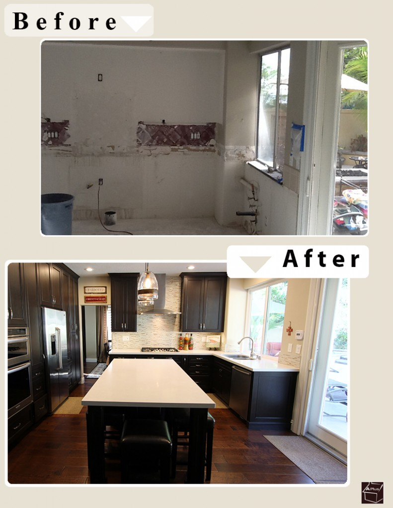 Foothill Ranch - Transitional Kitchen Remodel