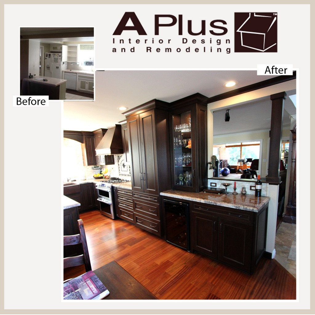 Design Build Kitchen Remodel in Laguna Niguel