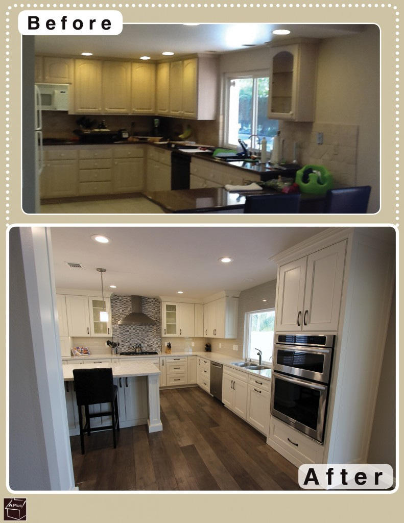 Transitional Design Build Kitchen Remodelel