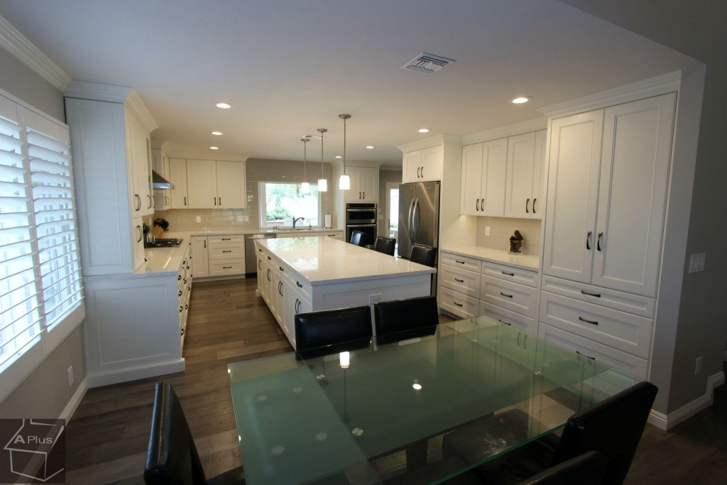 Yorba Linda Transitional Kitchen remodel