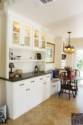 Cottage Style Kitchen Orange County