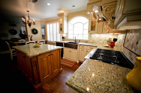 Country Kitchen Design Orange County