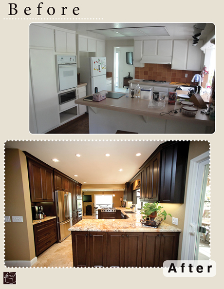 General Construction orange county kitchen design remodeling