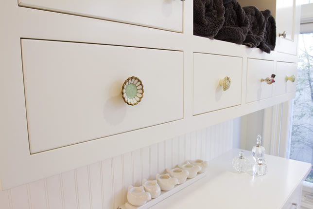 knobs & handles for white kitchen orange county
