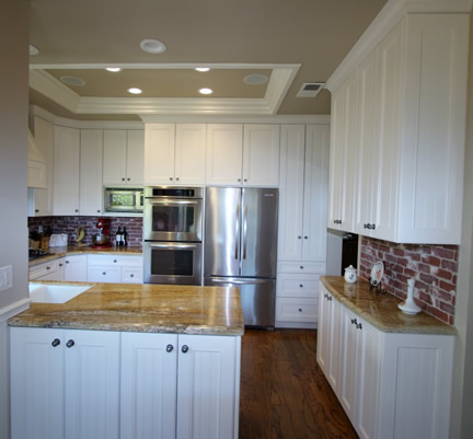 Design & Plan storage area for a kitchen remodel in Aliso Viejo Orange County
