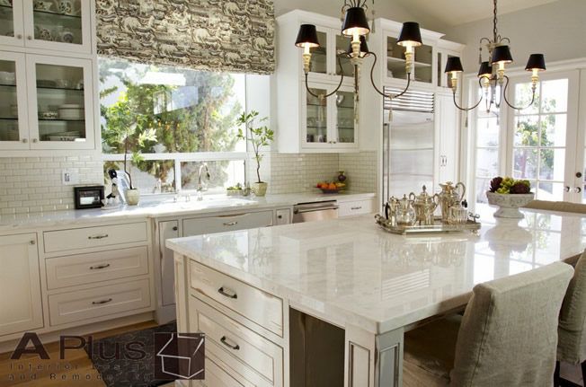Planning kitchen design Orange county