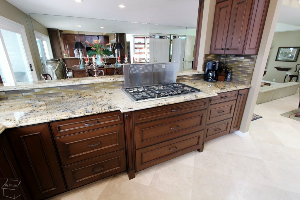 Traditional Kitchen Remodel with Thermador Appliances