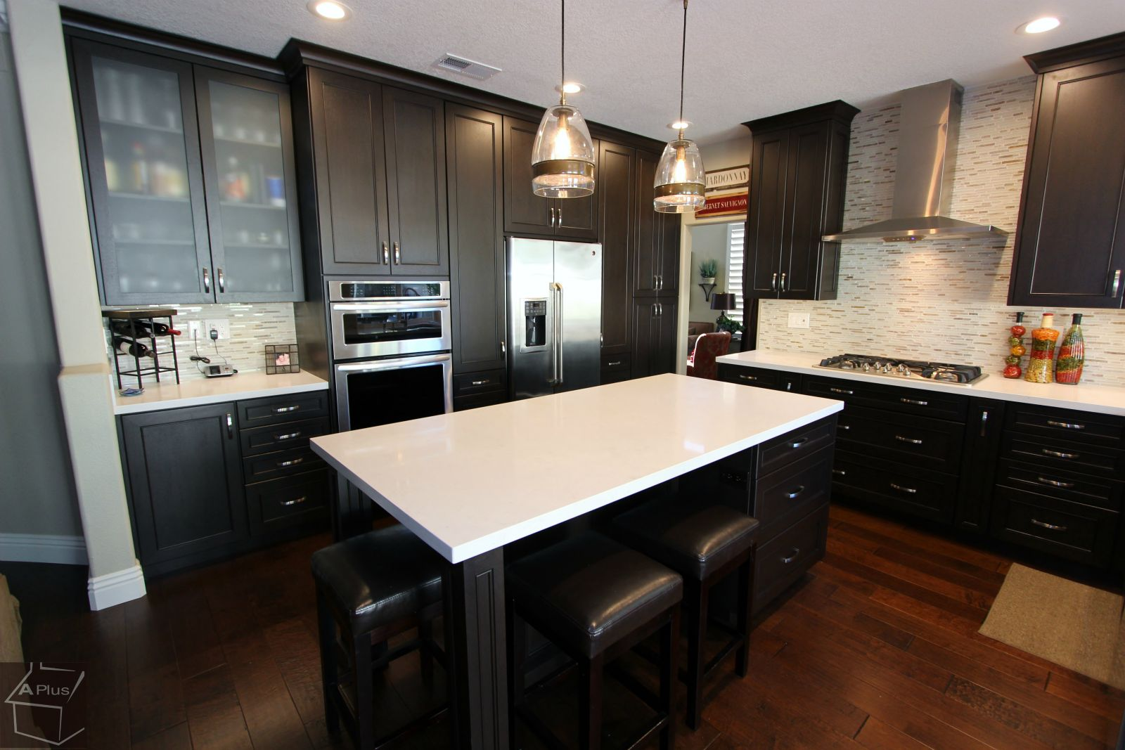 Aplus project Foothill Ranch Complete Kitchen Remodel