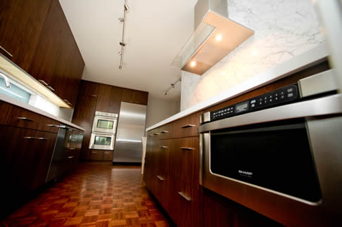 Modern Kitchen Orange County