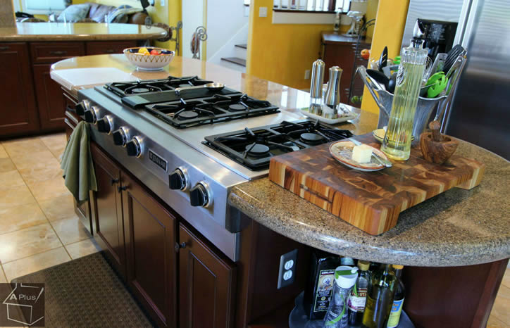 Laguna Beach Kitchen Refacing