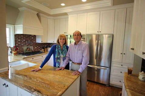 Laguna Woods Happy Client Testimonial on Kitchen Remodel Orange County by APlus Kitchen & Bath