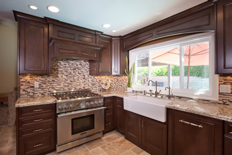 Newport Beach Kitchen Remodeling by APlus Interior Design & Remodeling