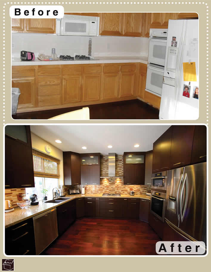 Swell Orange County Kitchen Remodeling At A Plus Kitchens Download Free Architecture Designs Saprecsunscenecom